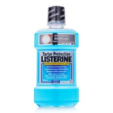 Listerine Tartar Protection Mouthwash