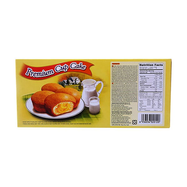 orion choco pie ingredients