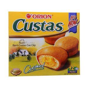 Orion custas soft cupcake