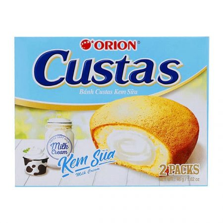 Orion custas cupcake