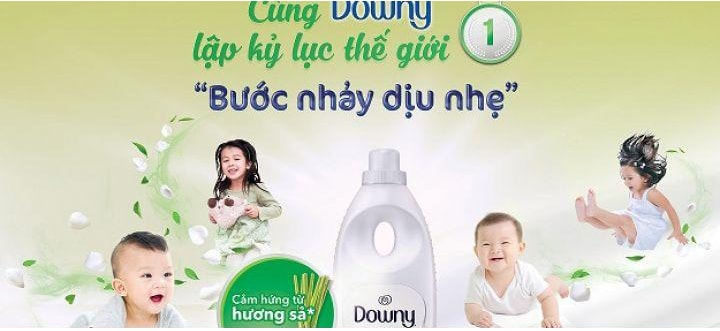Fabric Conditioner For Baby