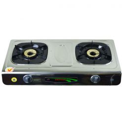 Gas cooker small flame