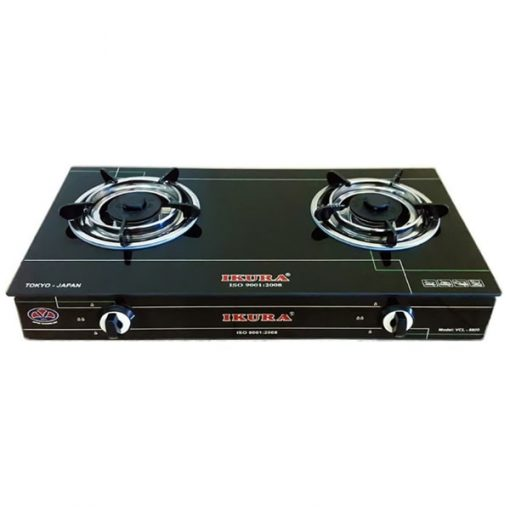 Gas cooker eye level grill 55cm