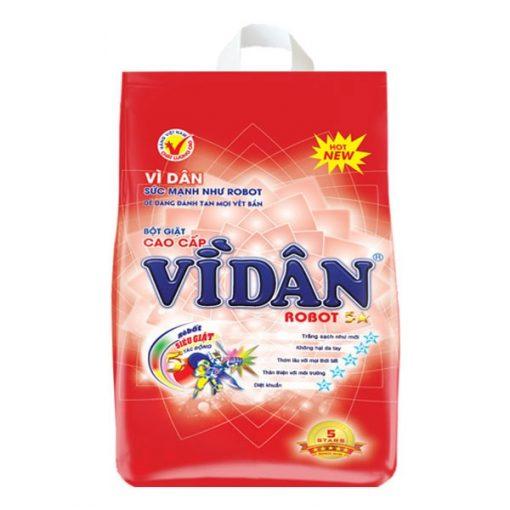 Laundry powder detergent formulation