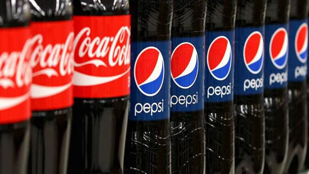 Coca Cola And PepsiCo