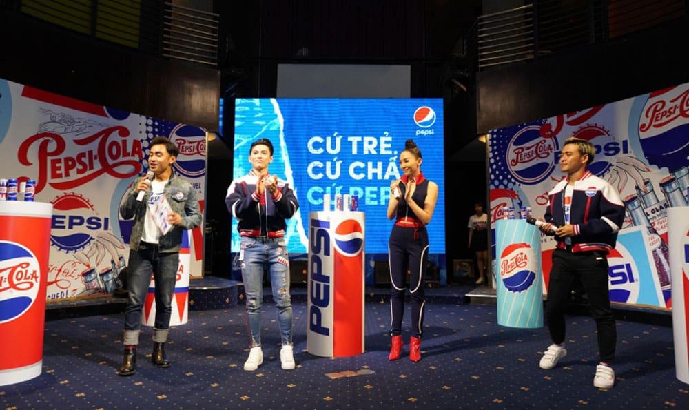Suntory PepsiCo In Vietnam