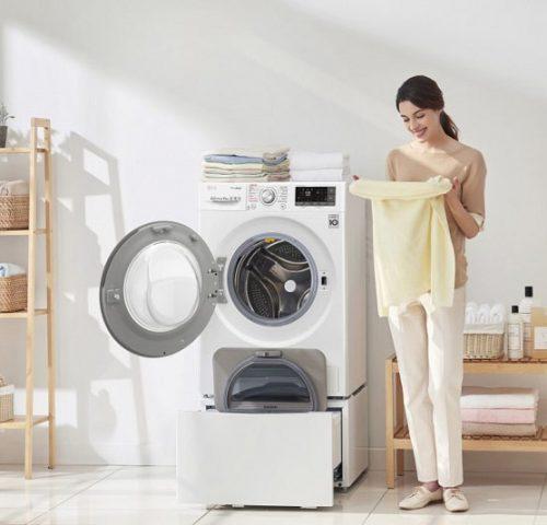 Use washing machine effectively