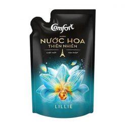 Comfort Natural Perfume Lillie Fabric Conditioner 1.6L Refill