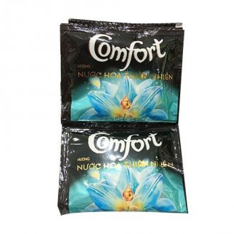 Comfort Natural Perfume Lillie Fabric Conditioner 20ML