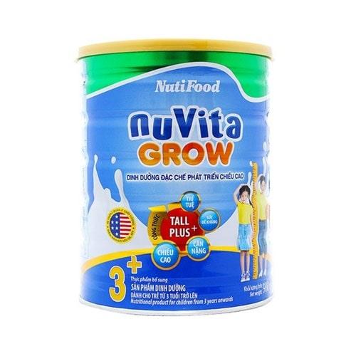 Nuvita Grow 3+ Milk Powder