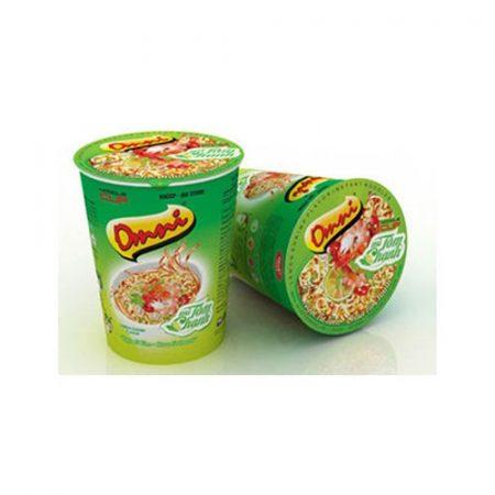 Omni Lemon Cup Instant Noodles 65G