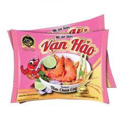 Van Hao Sour & Spicy Shrimp Flavor Instant Noodles