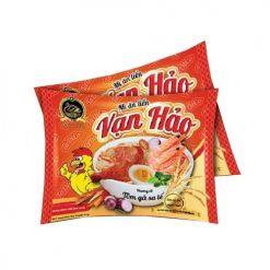 Van Hao Shrimp & Chicken Flavor Instant Noodles