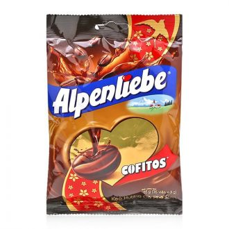 Alpenliebe Cofitos Black Coffee Candy 105G