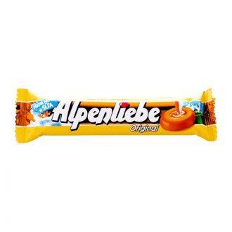 Alpenliebe Rich Milky Caramel Candy Roll 32G