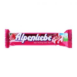 Alpenliebe Strawberry And Cream Candy Roll 32G