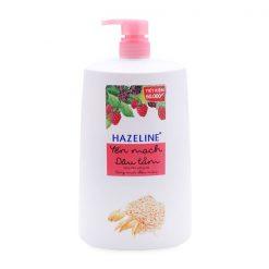 Hazeline Shower Gel Lightening Skin Oatmeal + Mulberry 1.2Kg