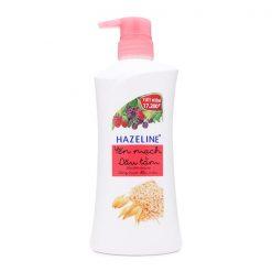Hazeline Shower Gel Lightening Skin Oatmeal + Mulberry 700G