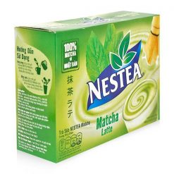 Nestea Matcha Latte Instant Drink Powder Box 160G