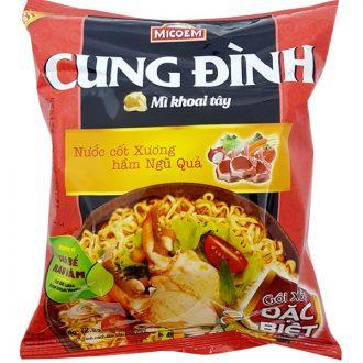 Cung Dinh Laksa Flavor Instant Noodles 80G