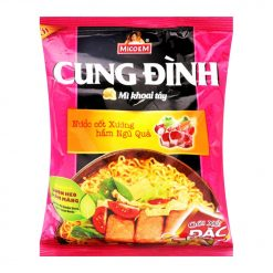 Cung Dinh Sparerib With Bamboo Shoots Instant Noodles 80G