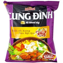 Cung Dinh Stewed Pork With Mushroom Instant Noodles 80G