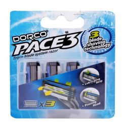 Dorco Pace 3 (Tra-1030) Refill Cartridge