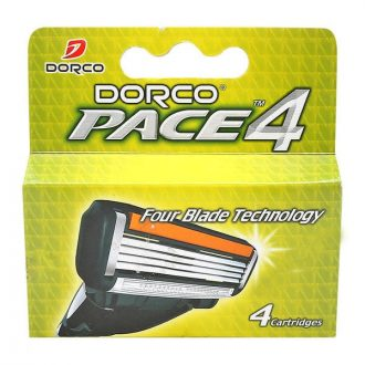 Dorco Pace 4 (Fra-1040) Refill Cartridge