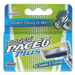 Dorco Pace 6 Plus (Sxa-5040) Refill Cartridge