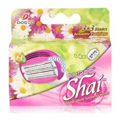 Dorco Shai (Lsxa-1040) Double 3Blade Refill Cartridge