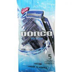 Dorco Td708N (Td-708N 6P) Disposable Razor Pack 5+1'S