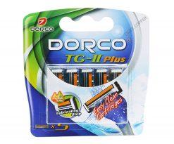 Dorco Tg-Ii Plus (Tna-3050) Refill Cartridges