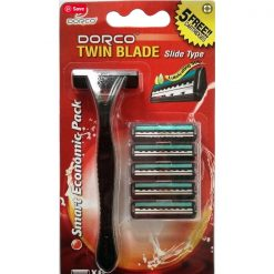 Dorco Twin Blade Slide Type (Ms-1700N) System Razor