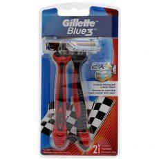Gillette Blue 3 Disposable Razor Pack 2'S