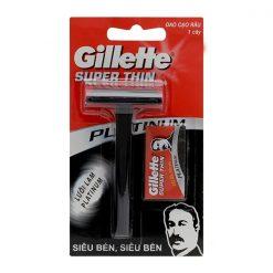 Gillette Super Thin Razor