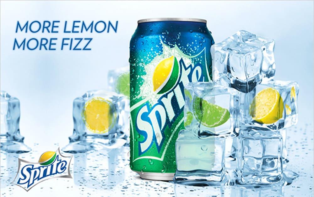 Sprite Soda Lemon Lime
