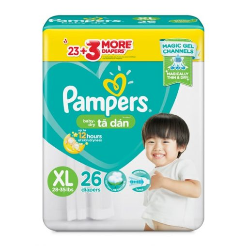 Pampers sensitive newborn
