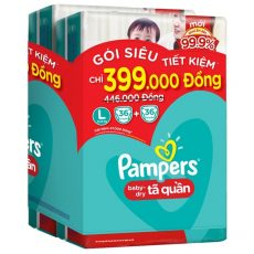 Pampers newborn diapers 20 pack