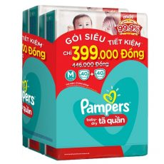 Pampers newborn nappies
