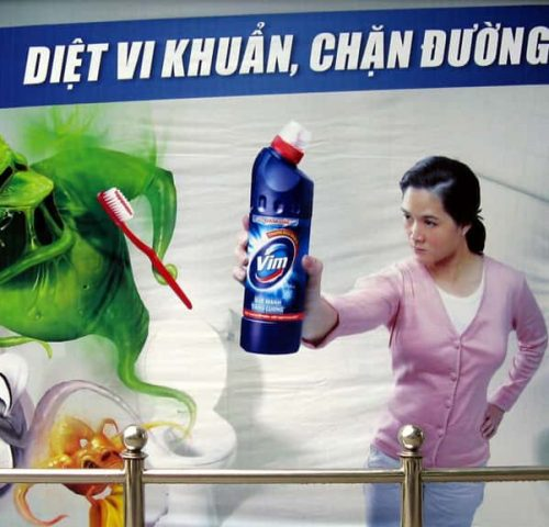 VIM Toilet Cleaner
