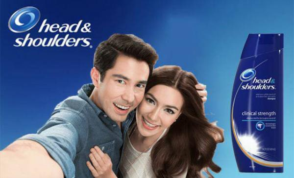Head & Shoulders Shampoo Vietnam