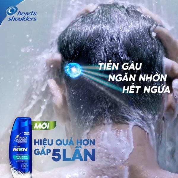 Head & Shoulders Shampoo Vietnam