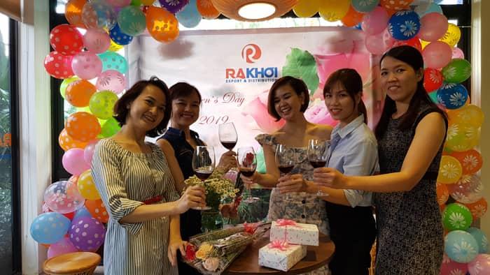 Rakhoi Wholesale celebrate international women's day