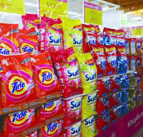 Powder Laundry Detergent In Vietnam
