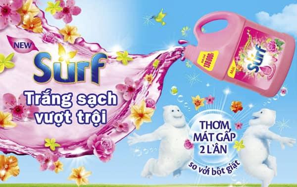 Surf Powder Laundry Detergent