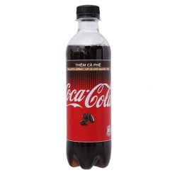 Coca Cola Plus Coffee 390ML