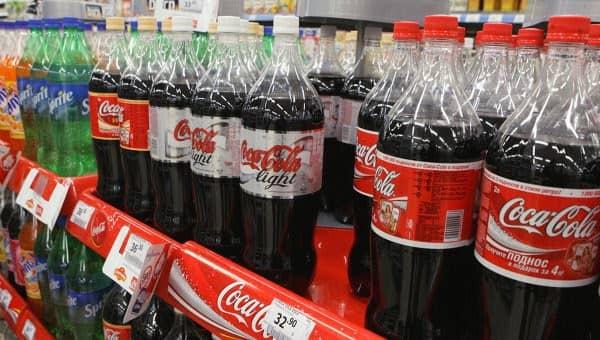 Coca Cola light and zero
