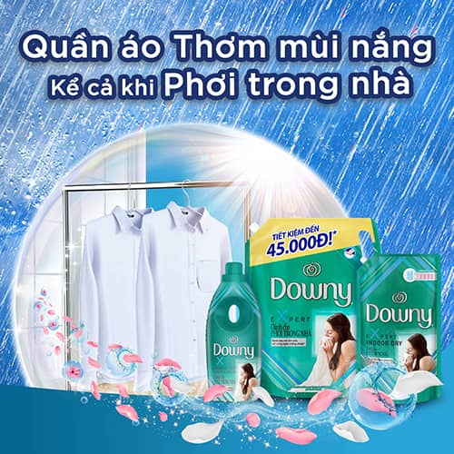 Downy Expert Indoor Vietnam