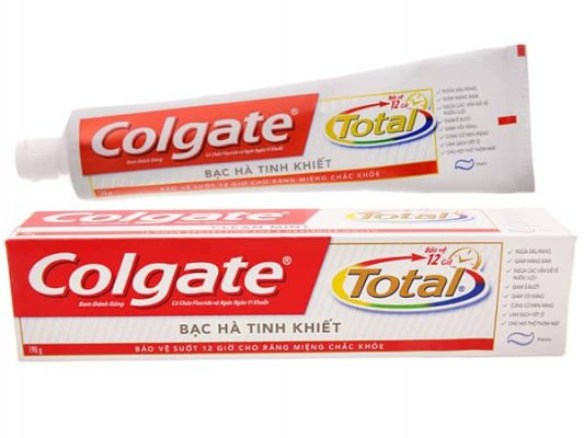 Colgate Total Mint Toothpaste