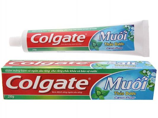 Colgate salt herbal toothpaste